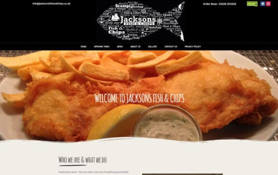 Jacksons Fish and Chips