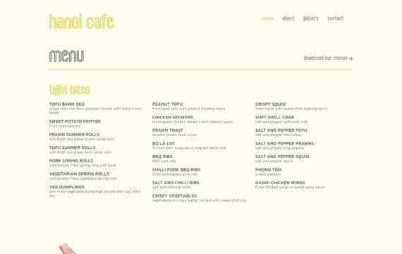 Hanoi Cafe London