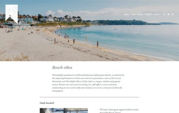 Gylly Beach Cafe
