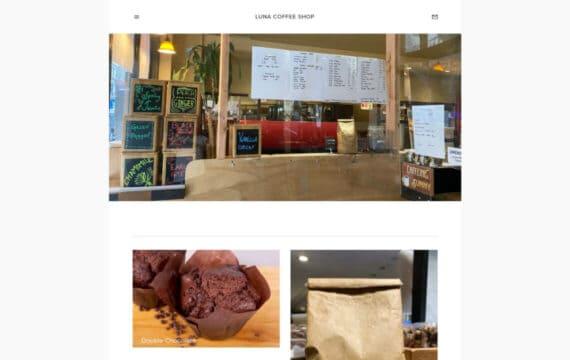 Luna Coffee Shop New York