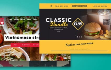 50 Best Restaurant Websites of 2020
