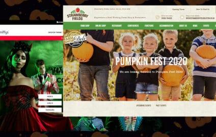 30 Best Halloween Websites of 2020