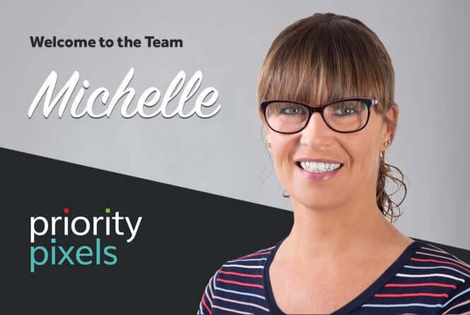 Welcome To The Team Michelle
