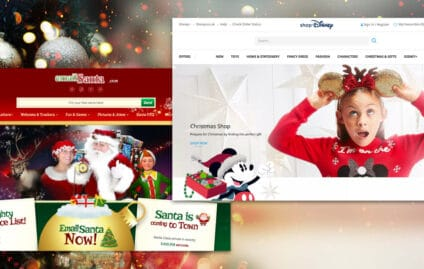 50 Best Christmas Websites of 2020