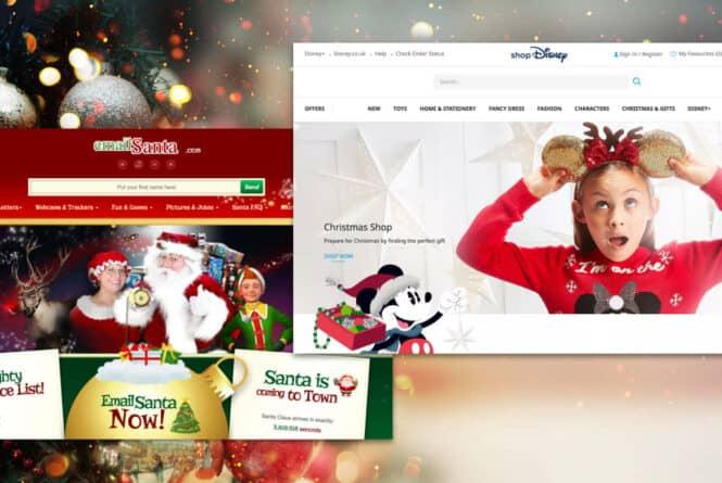 50 Best Christmas Websites of 2020