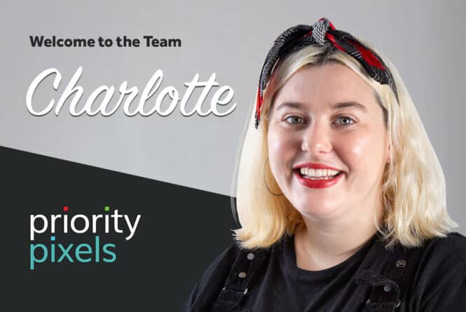 Welcome to the Team Charlotte