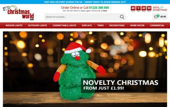 UK Christmas World