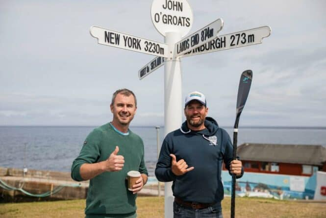 Where's Brendon? The Long Drive 2021 in association with The Long Paddle 2021